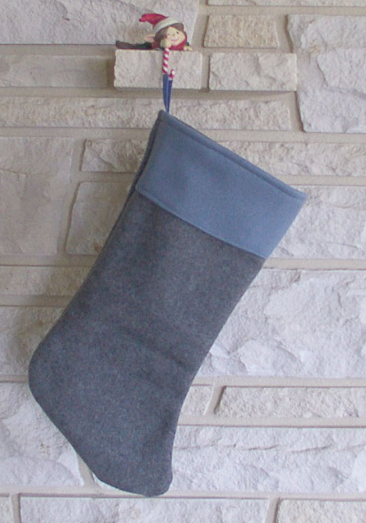 Sky Blue Stockings